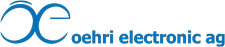 oehri electronic ag Logo